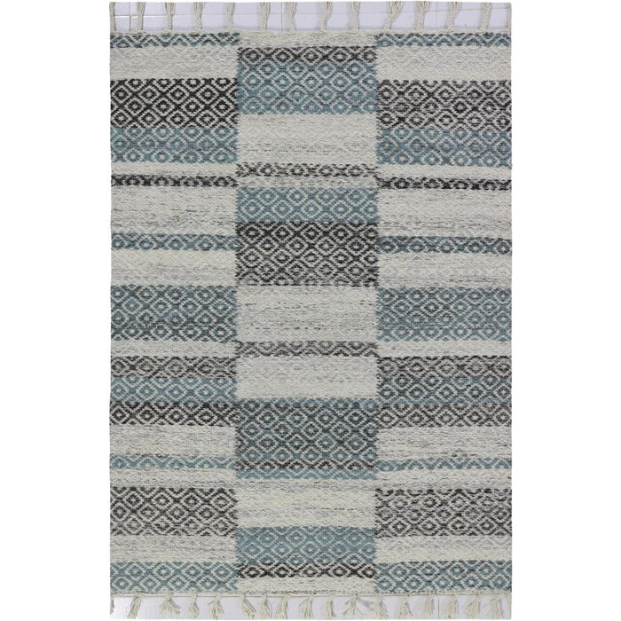Tangier Rug 10 Grey/Blue
