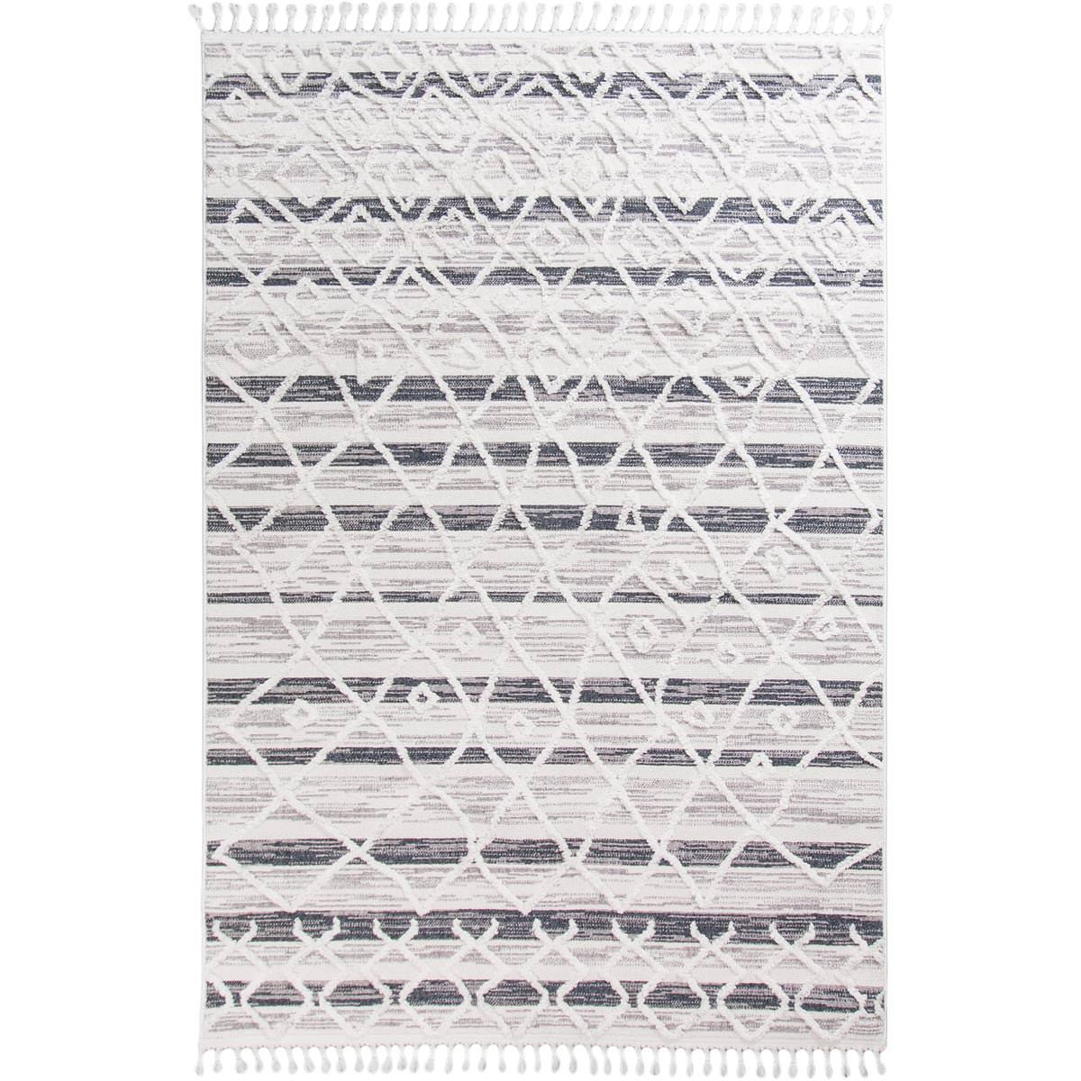 Atlas Rug 03 Light Blue/Cream 1