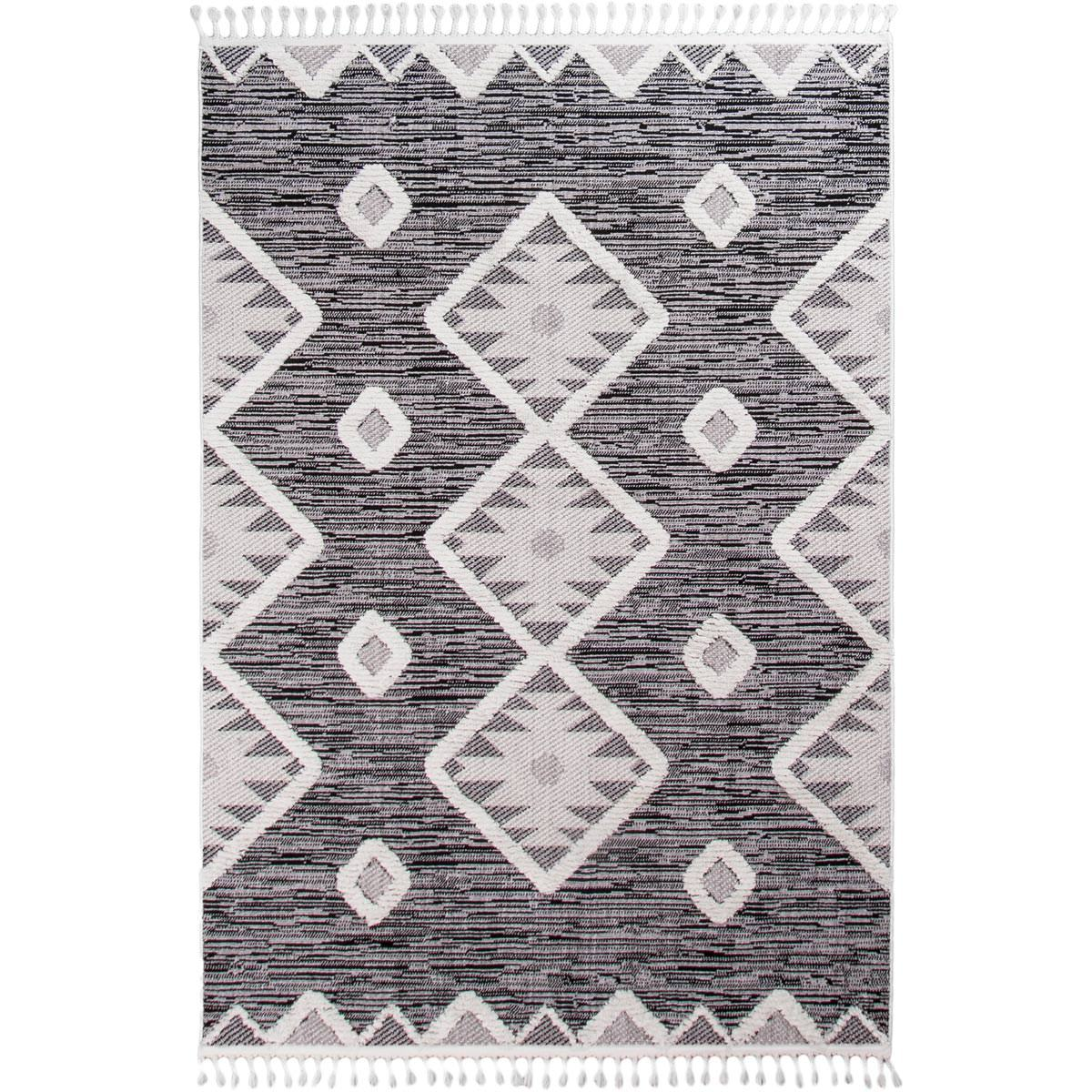 Atlas Rug 04 Dark Grey 1