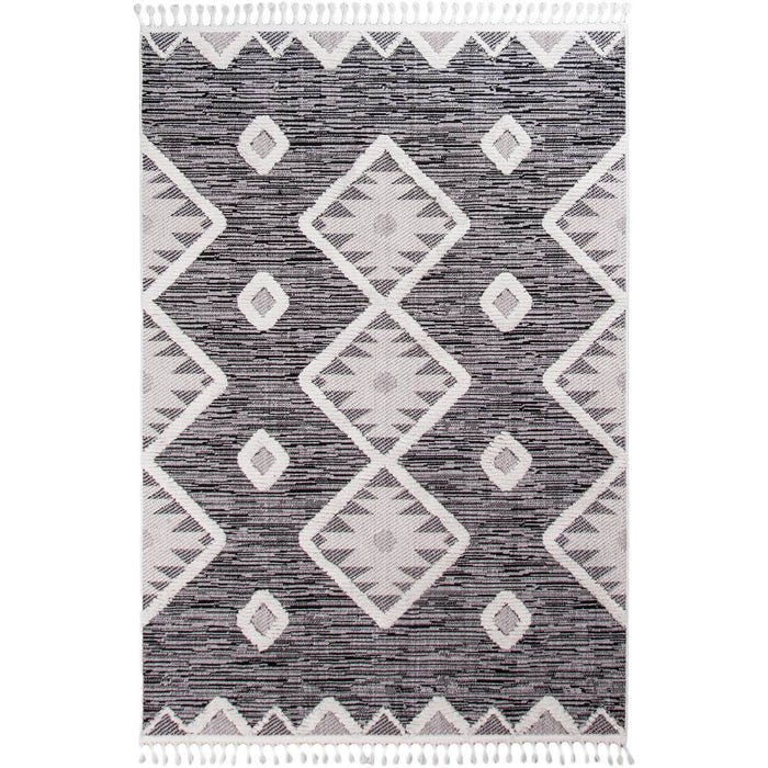 Atlas Rug 04 Dark Grey