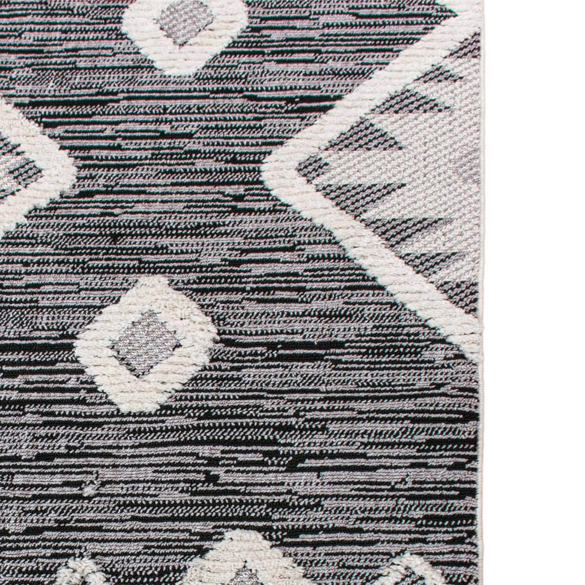 Atlas Rug 04 Dark Grey 7