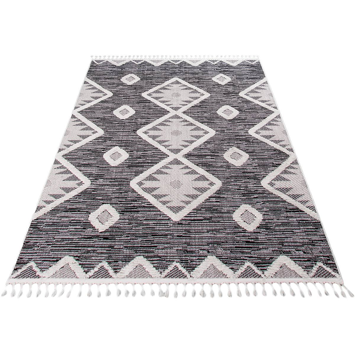 Atlas Rug 04 Dark Grey 8