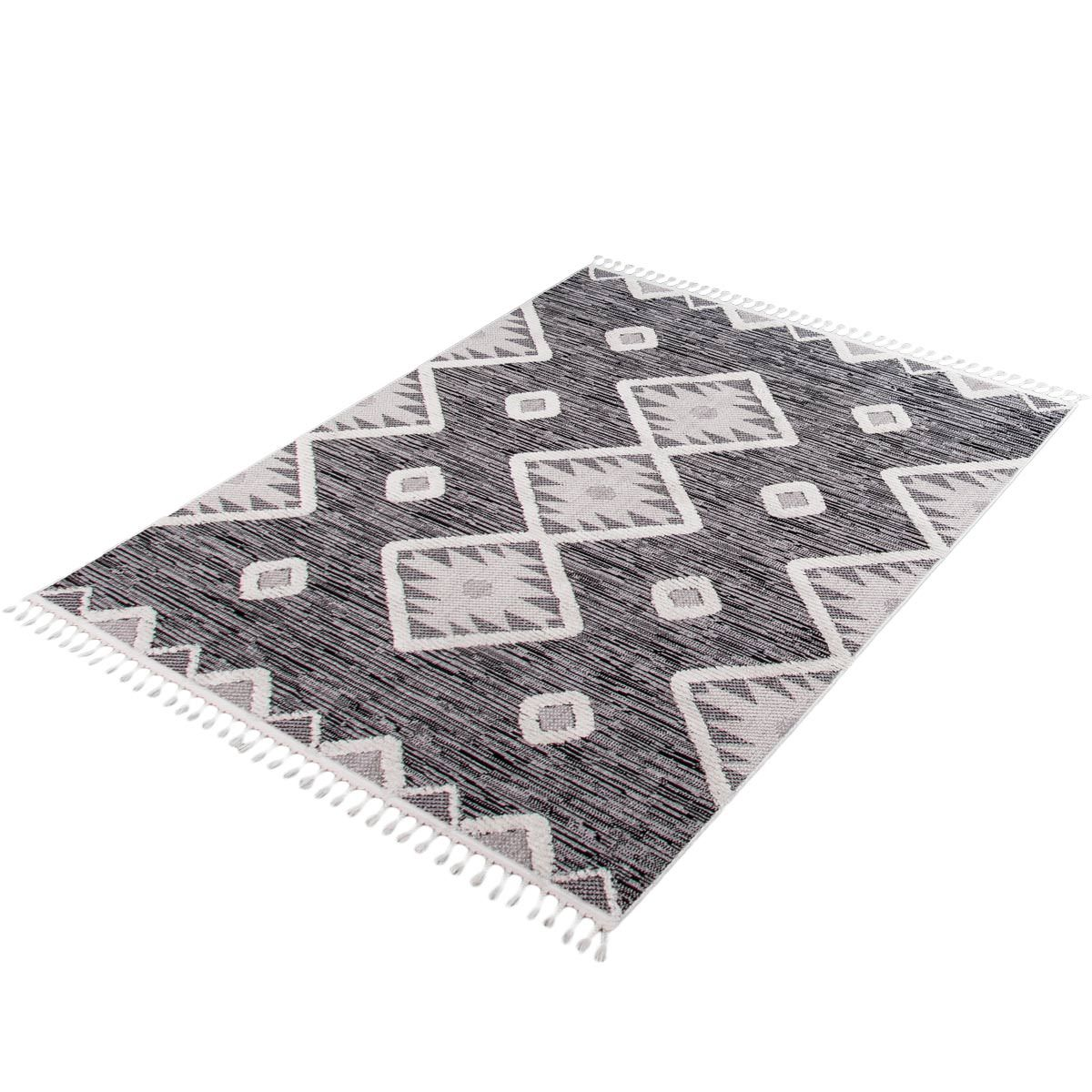 Atlas Rug 04 Dark Grey 9