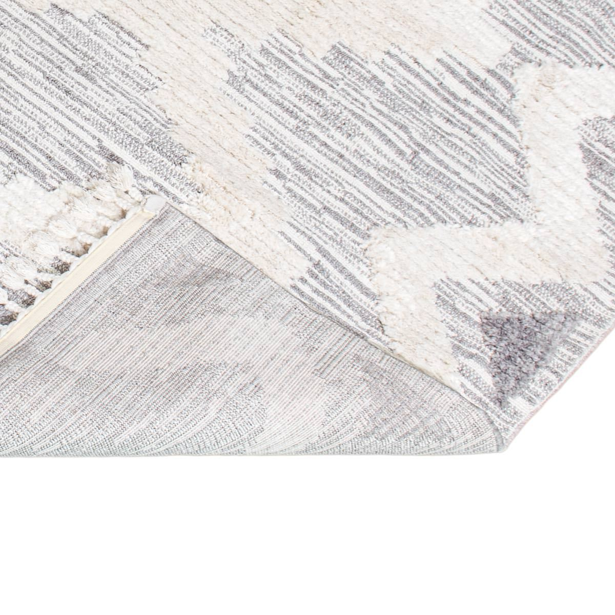 Atlas Rug 06 Grey/Cream 3