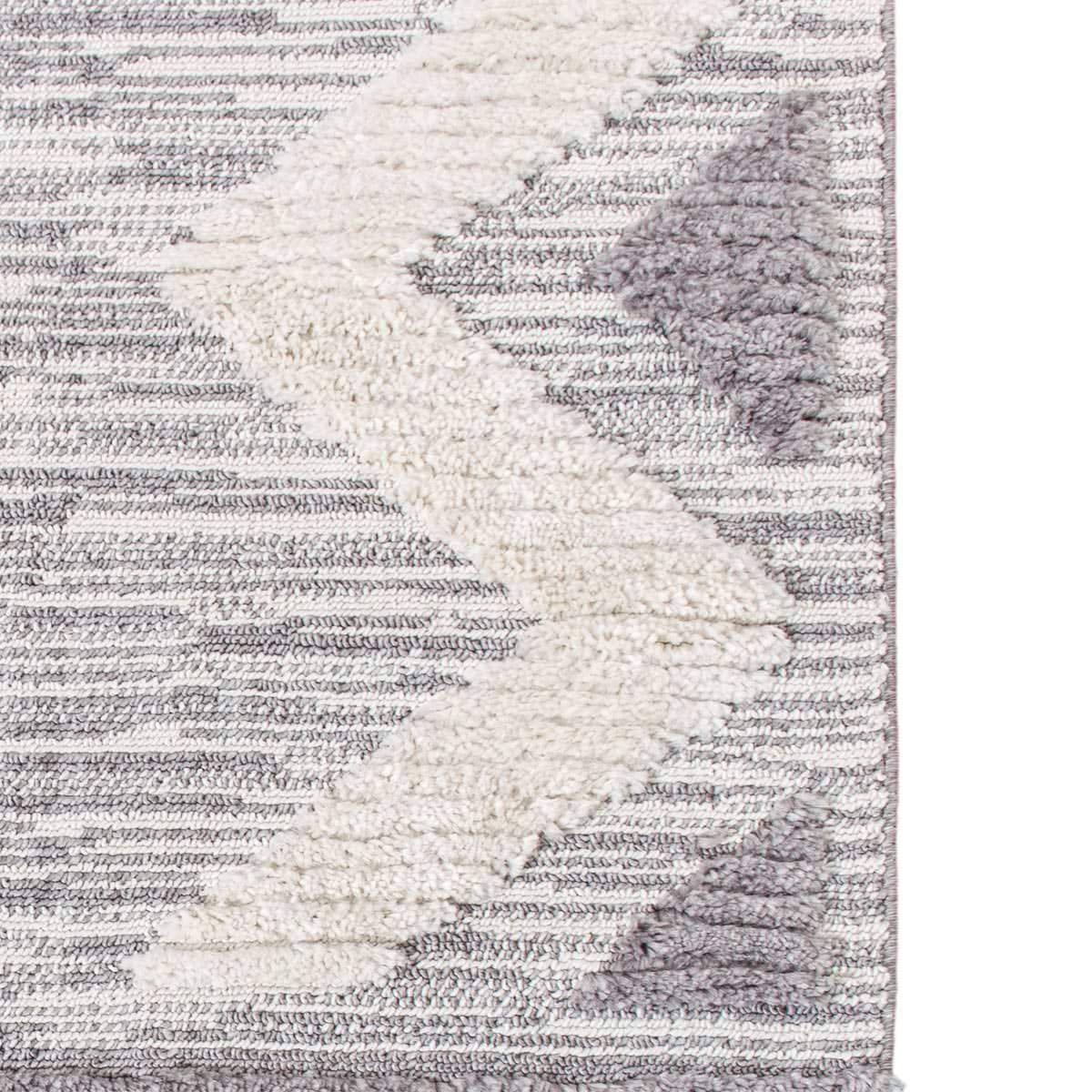 Atlas Rug 06 Grey/Cream 5