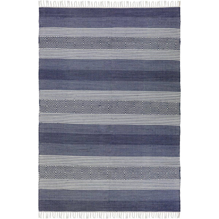 Chicago Rug 03 Blue
