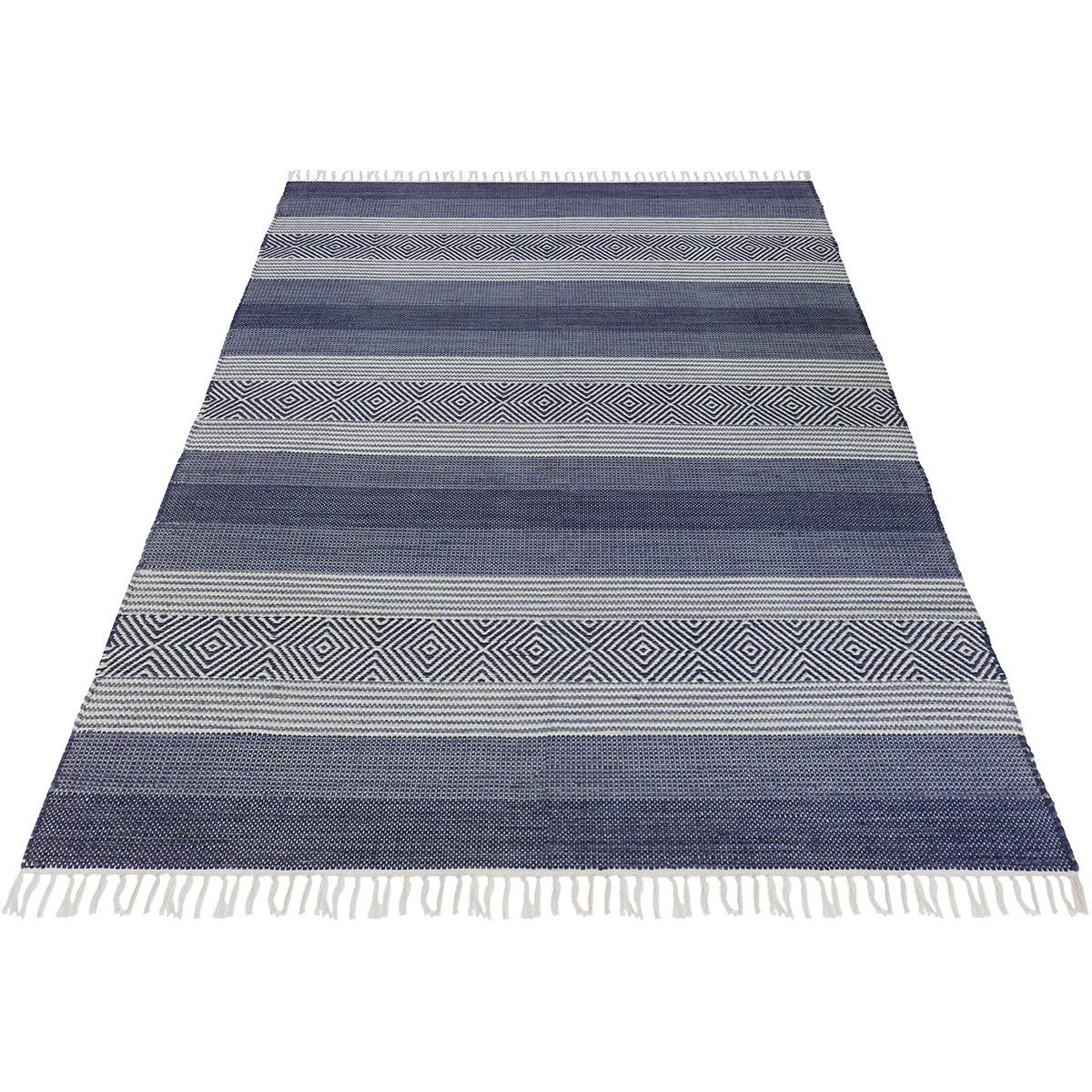 Chicago Rug 03 Blue 7