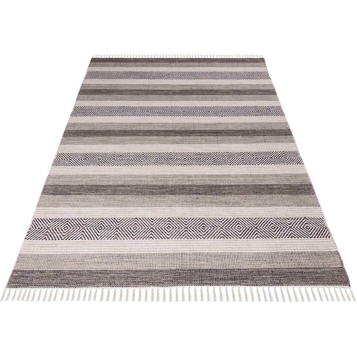 Chicago Rug 03 Grey 7