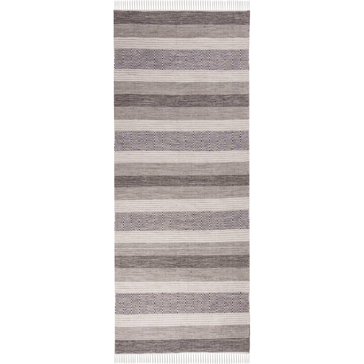 Chicago Rug 03 Grey Runner 1