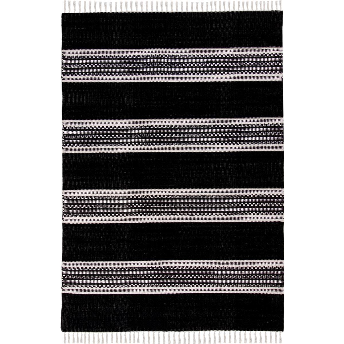 Chicago Rug 02 Black 1
