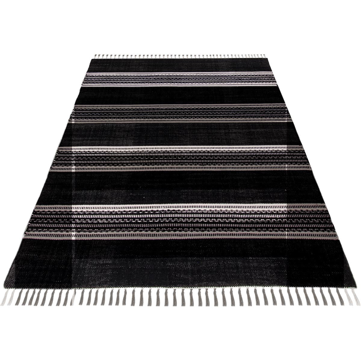 Chicago Rug 02 Black 2