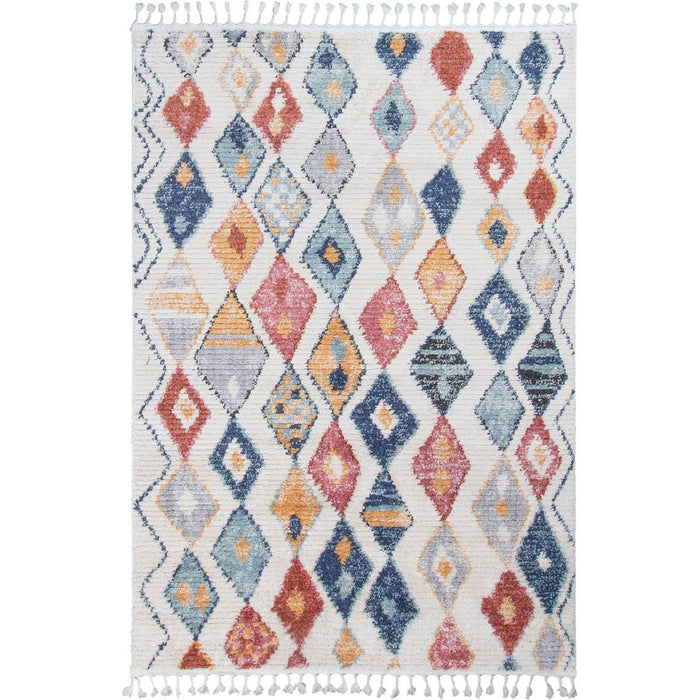 Diamond Rug 01 Multicolor