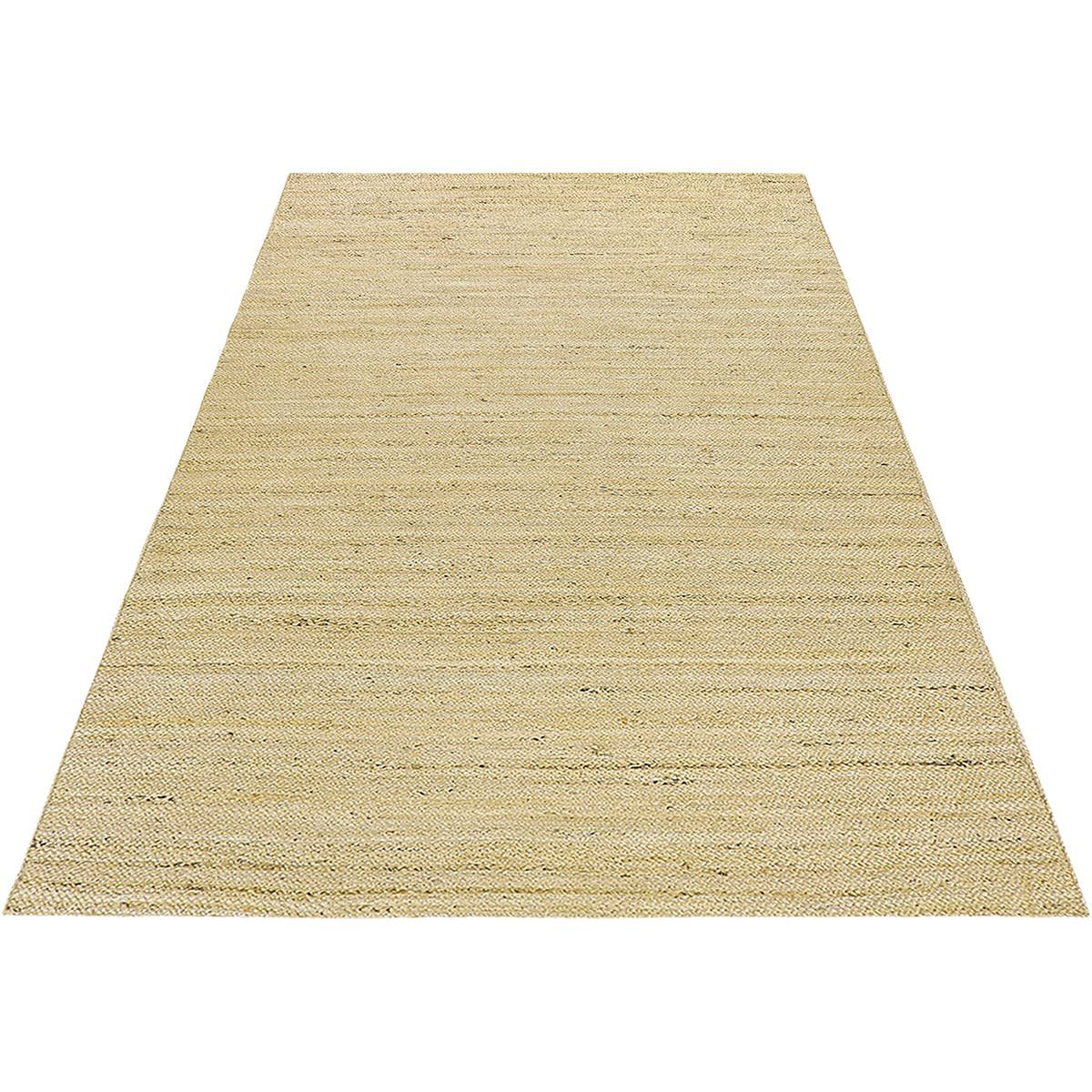 Flat Jute Rug 01 Light Beige 2
