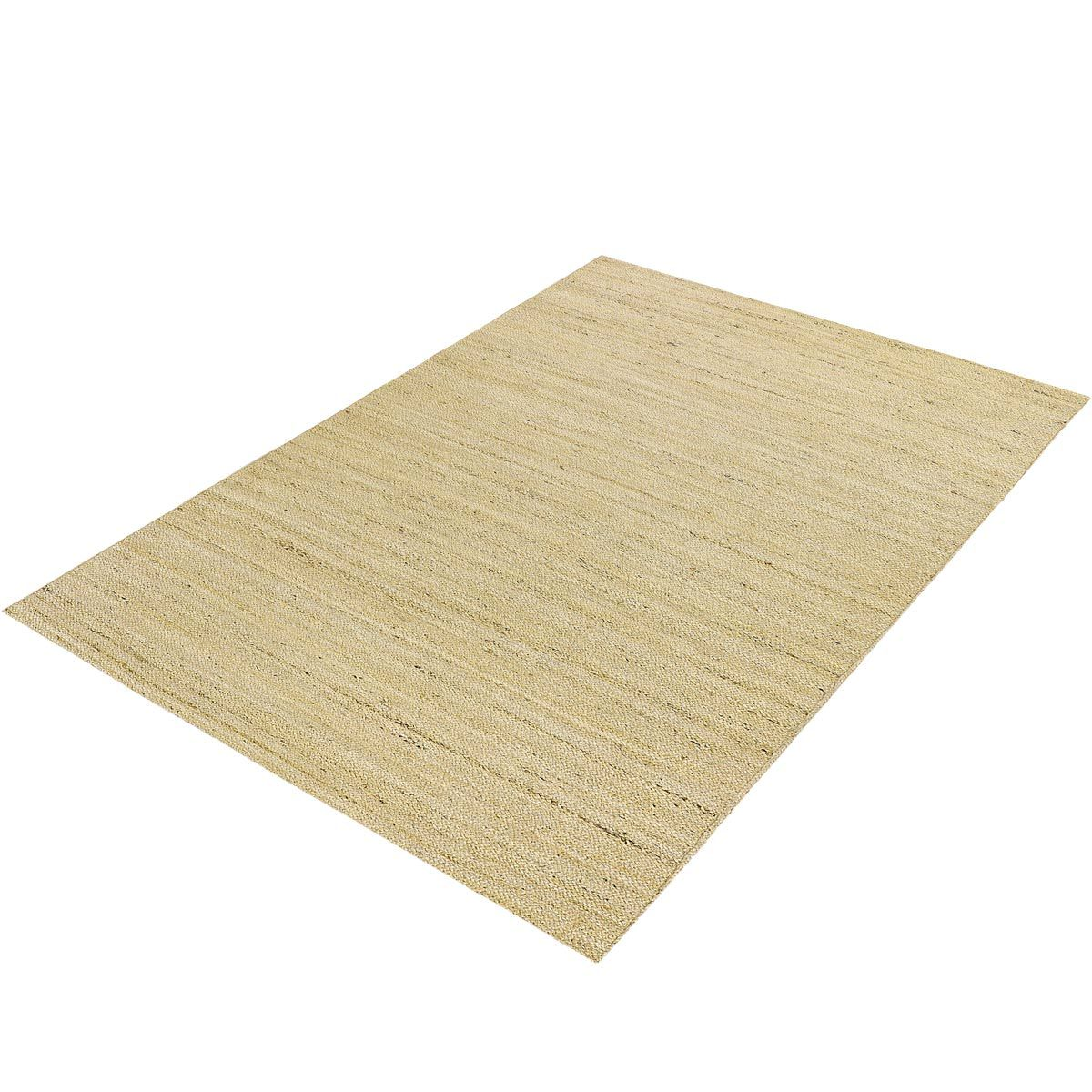 Flat Jute Rug 01 Light Beige 3