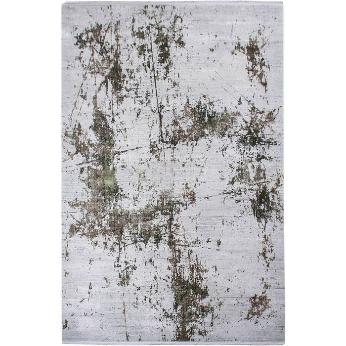Jaipur Rug 01 Grey/Green