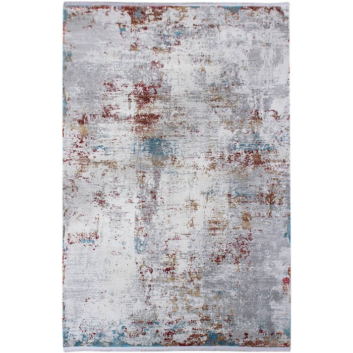 Jaipur Rug 02 Red/Blue/Yellow