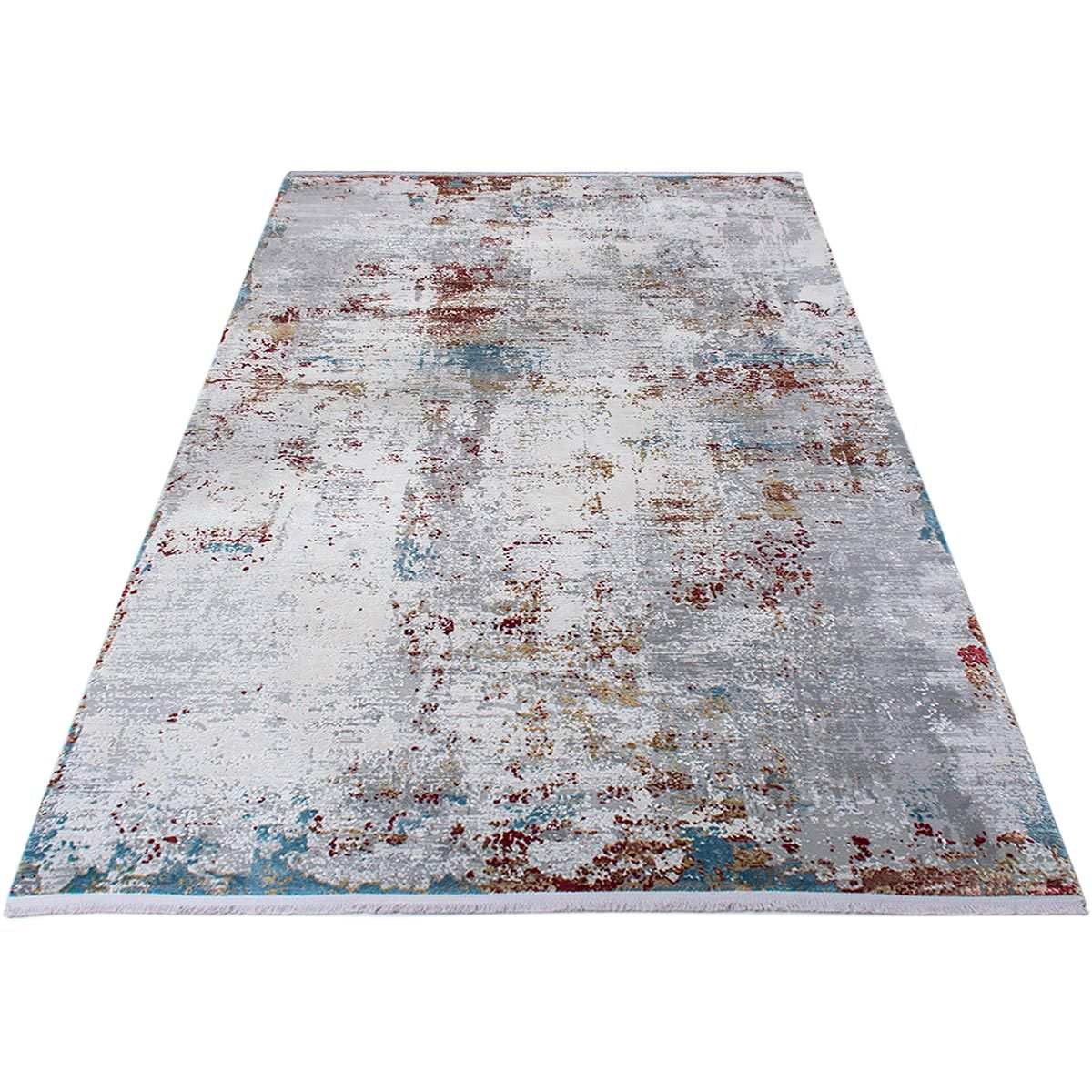 Jaipur Rug 02 Red/Blue/Yellow 6