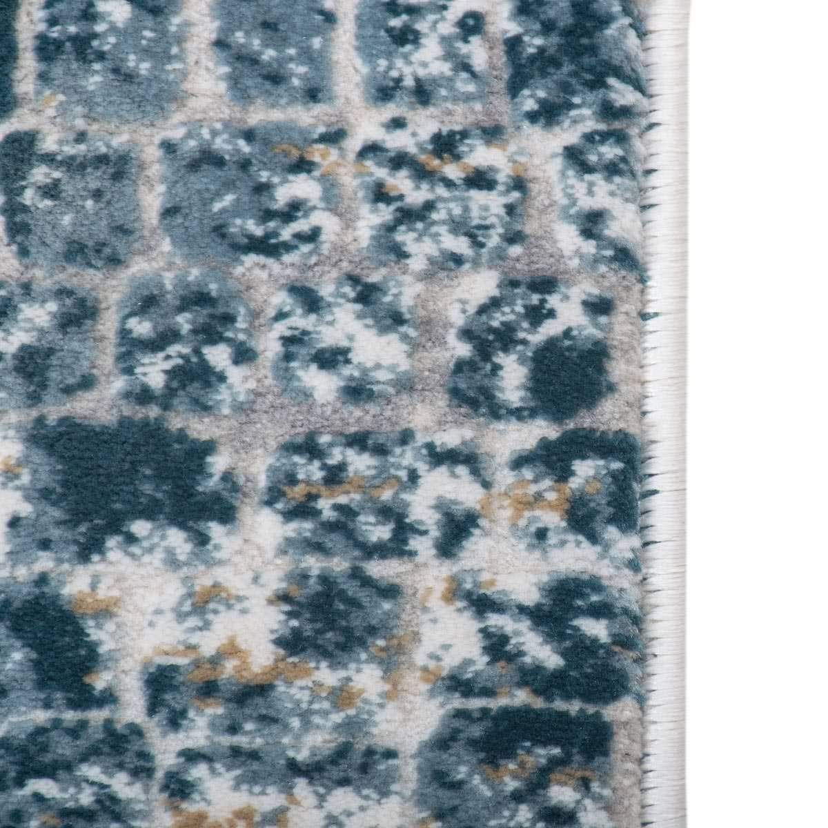 Madrid Rug 01 Blue 5