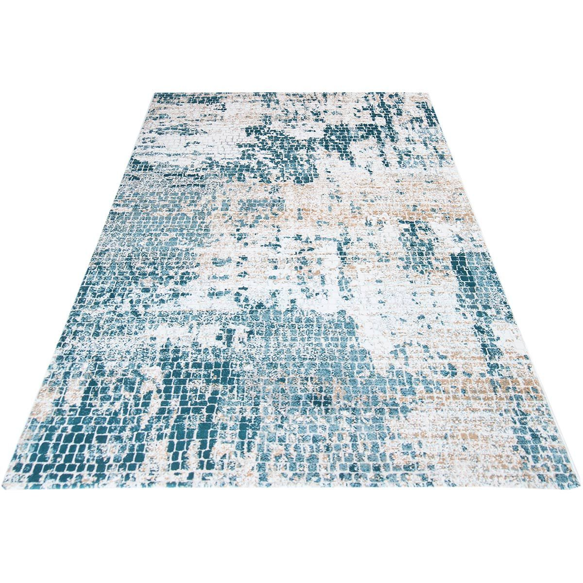 Madrid Rug 01 Blue 6
