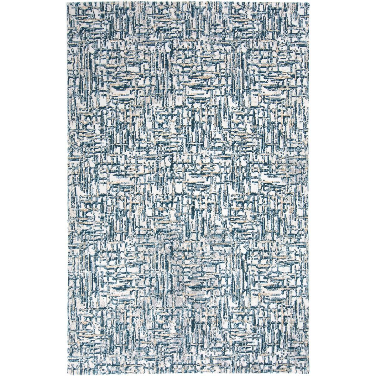 Madrid Rug 02 Blue 1