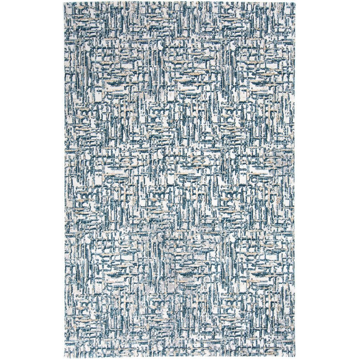 Madrid Rug 02 Blue