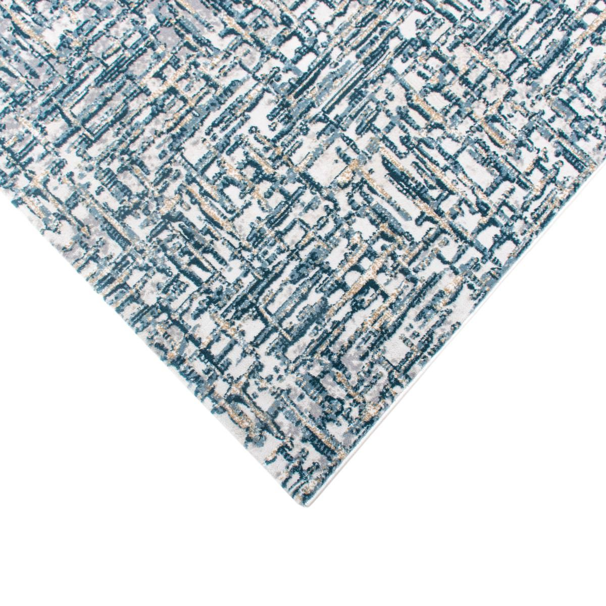 Madrid Rug 02 Blue 3
