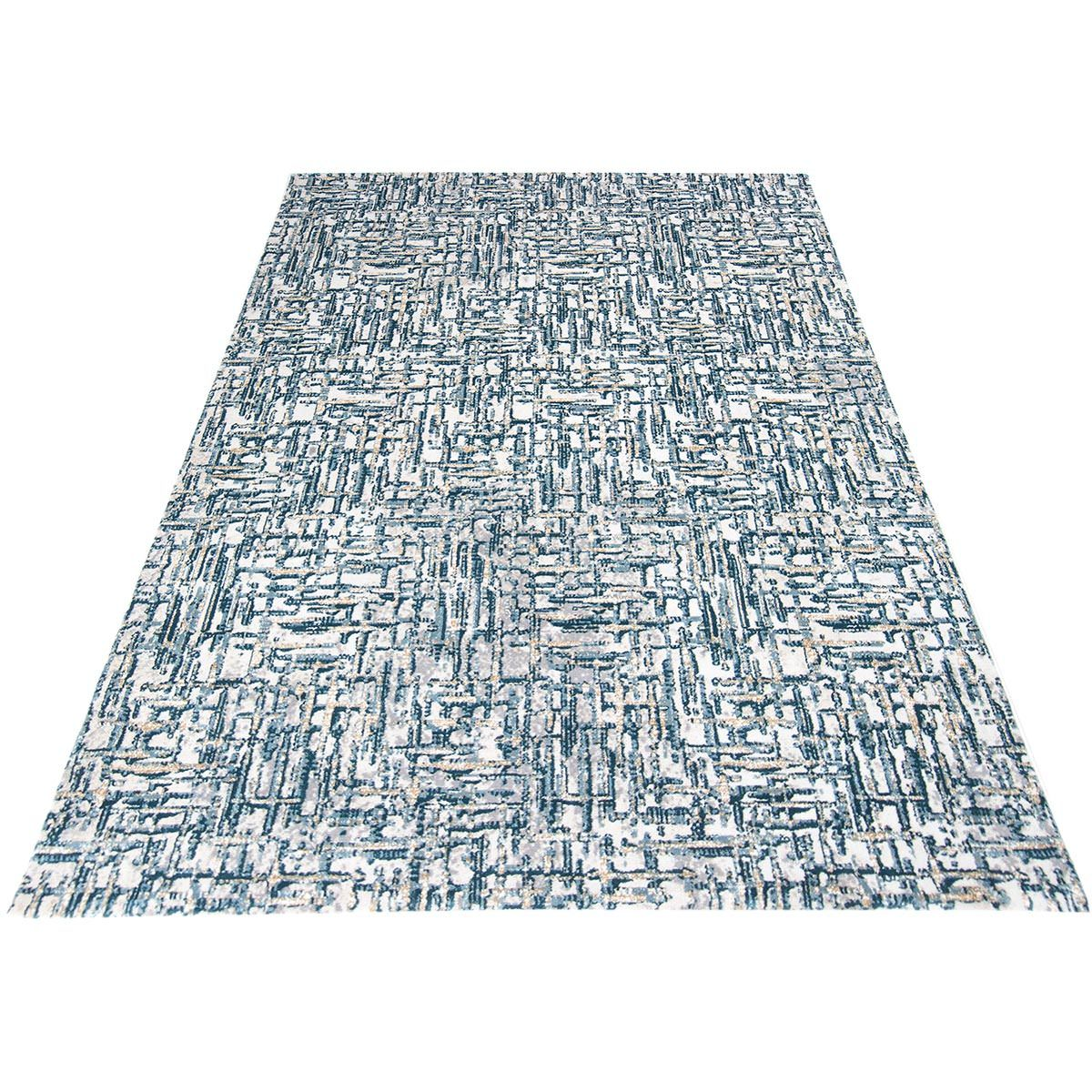 Madrid Rug 02 Blue 6