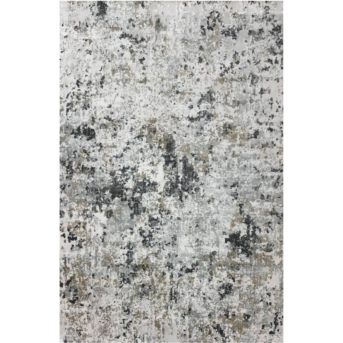 Madrid Rug 07 Grey/Beige 1