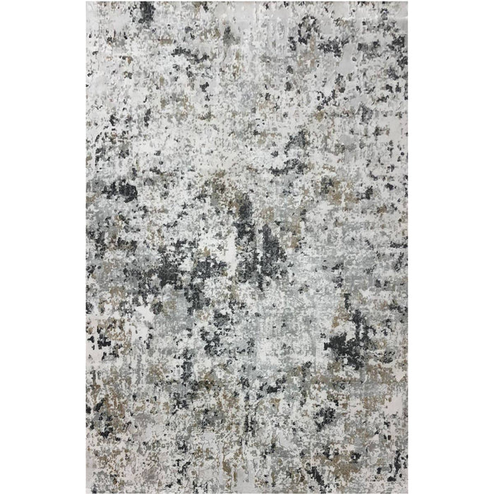 Madrid Rug 07 Grey/Beige