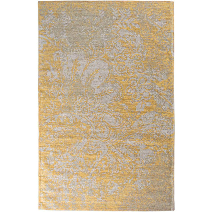 Marseille Rug 29 Yellow/Grey