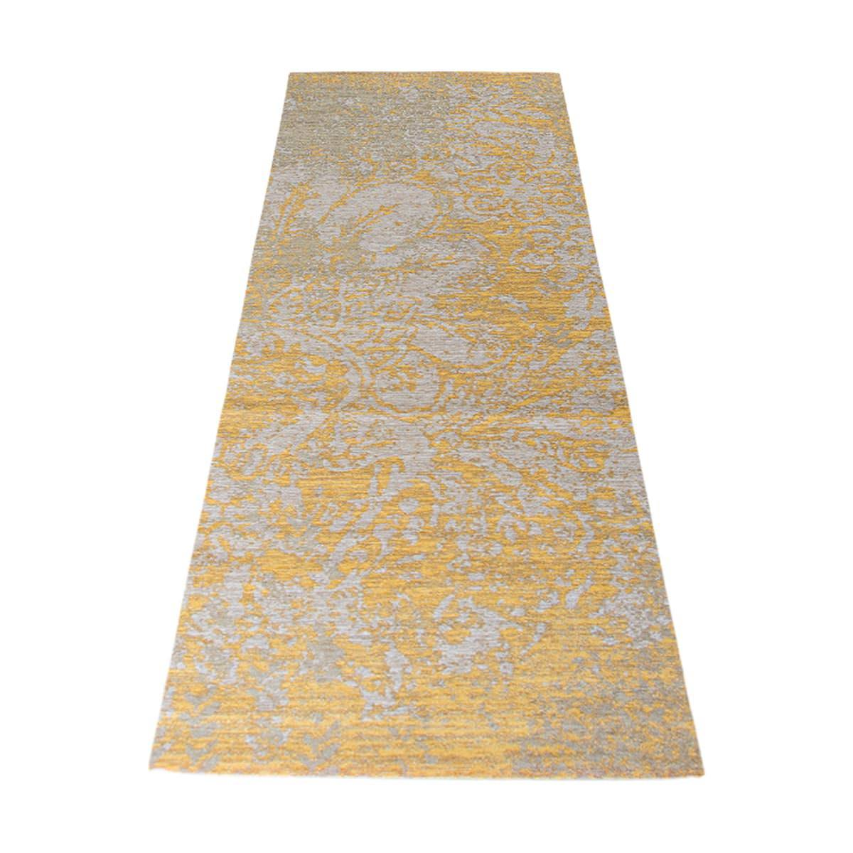Marseille Rug 29 Yellow/Grey Runner 2