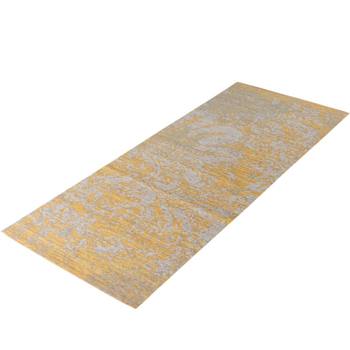 Marseille Rug 29 Yellow/Grey Runner 3