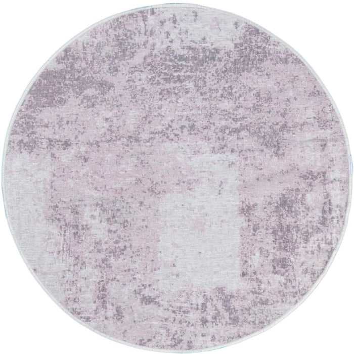 Marseille Rug 30 Purple Round