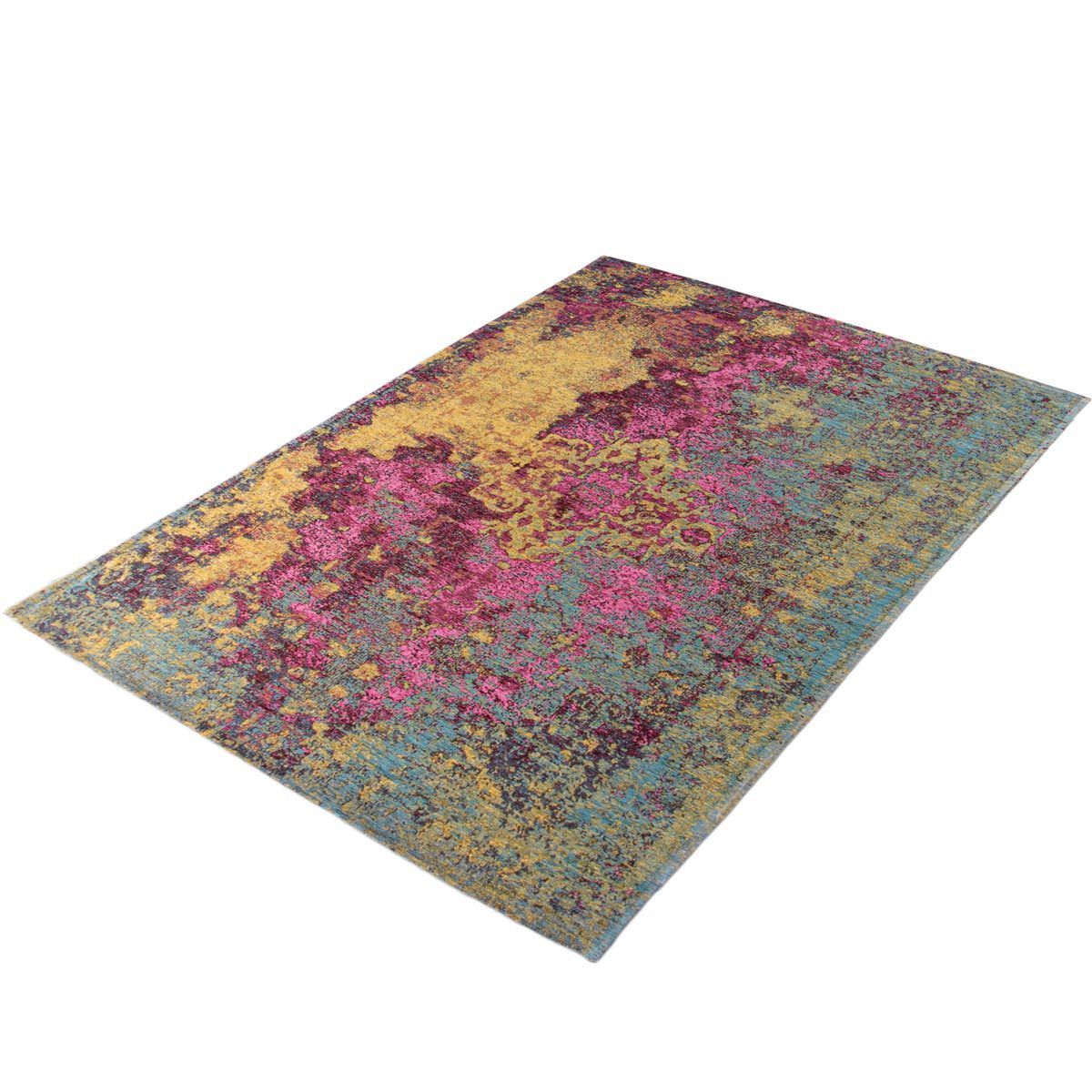 Marseille Rug 31 Yellow/Purple/Pink 3