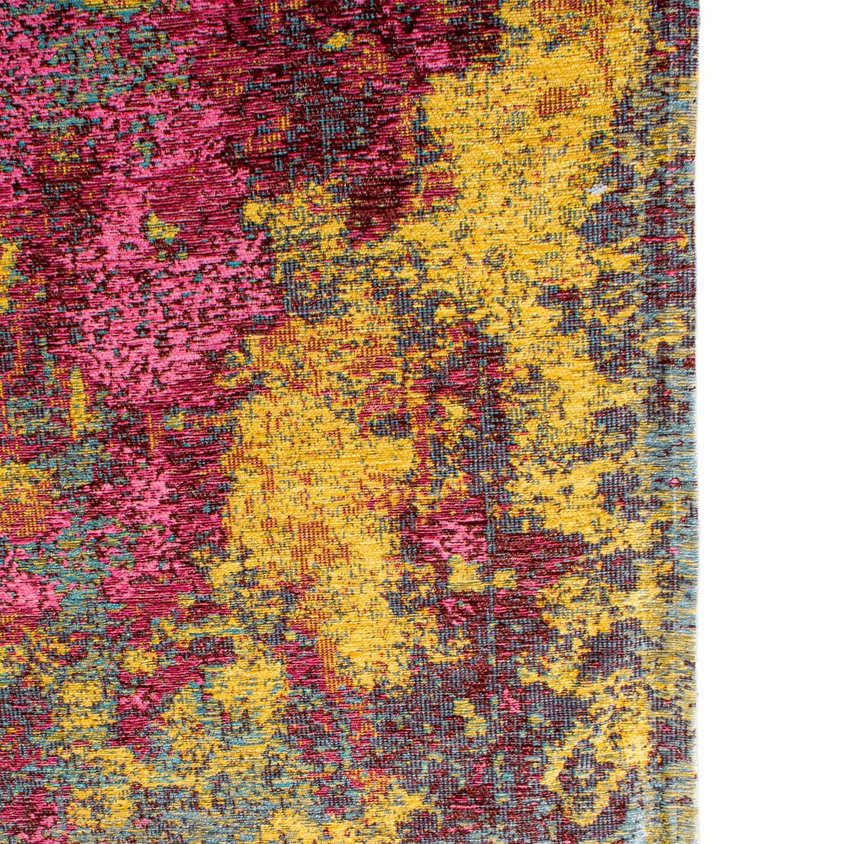 Marseille Rug 31 Yellow/Purple/Pink 7
