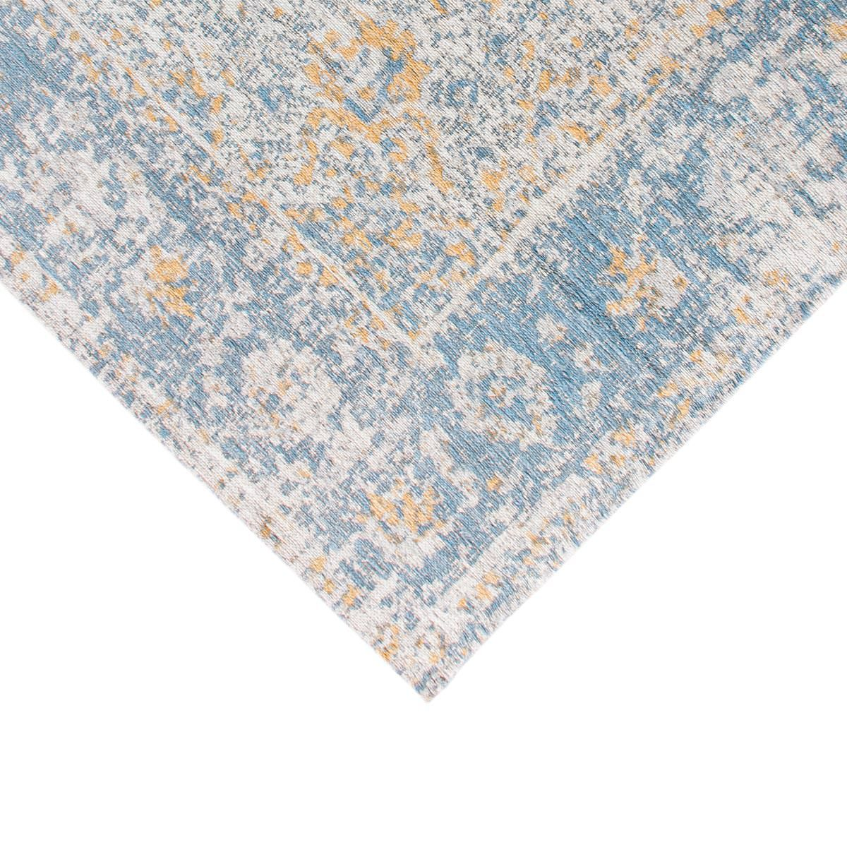 Marseille Rug 34 Blue/Beige/Yellow 6