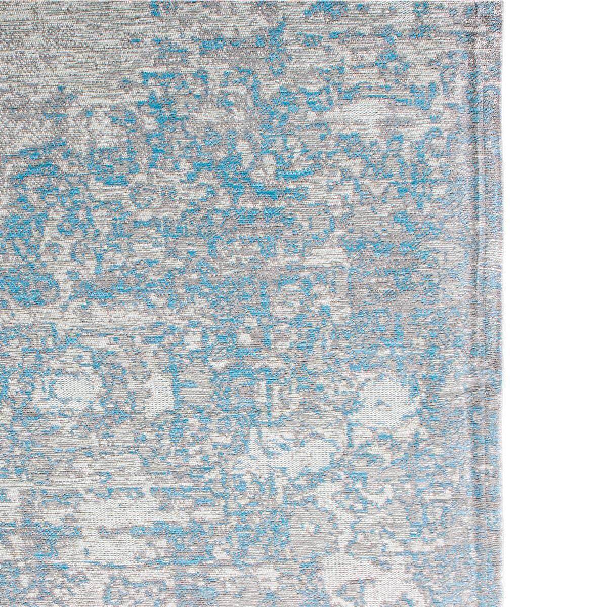 Marseille Rug 36 Light Blue Round 4