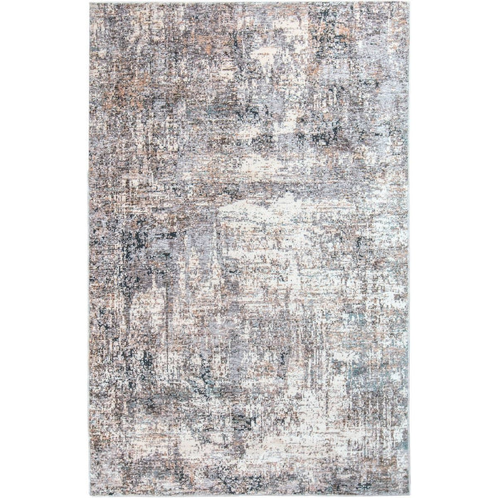 Miami Rug 04 Green/Blue/Beige