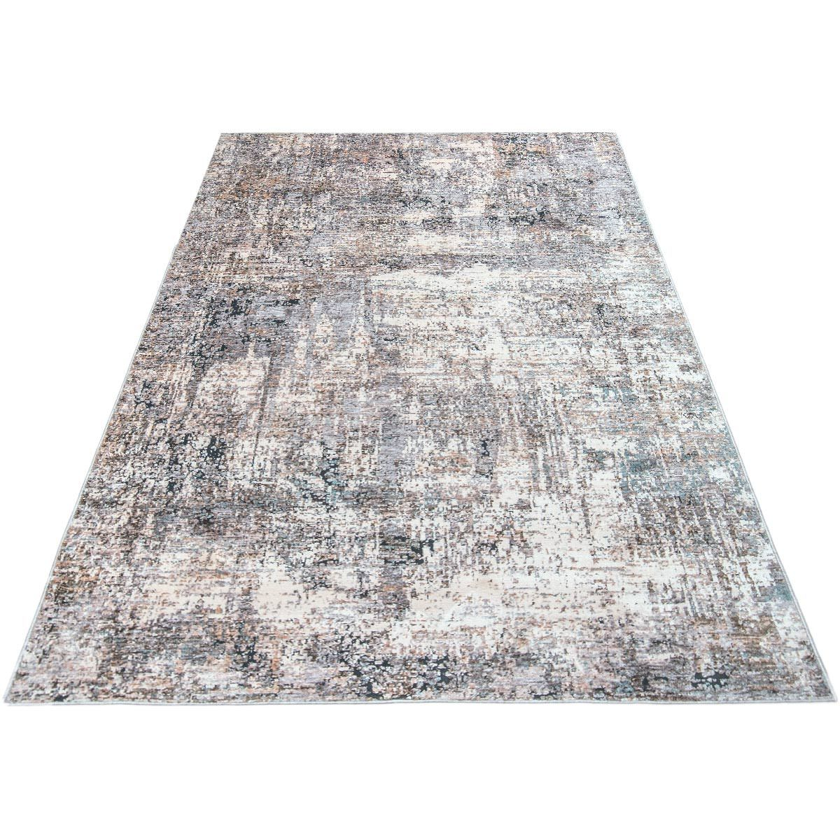 Miami Rug 04 Green/Blue/Beige 6