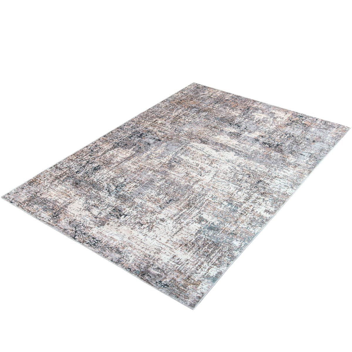 Miami Rug 04 Green/Blue/Beige 7