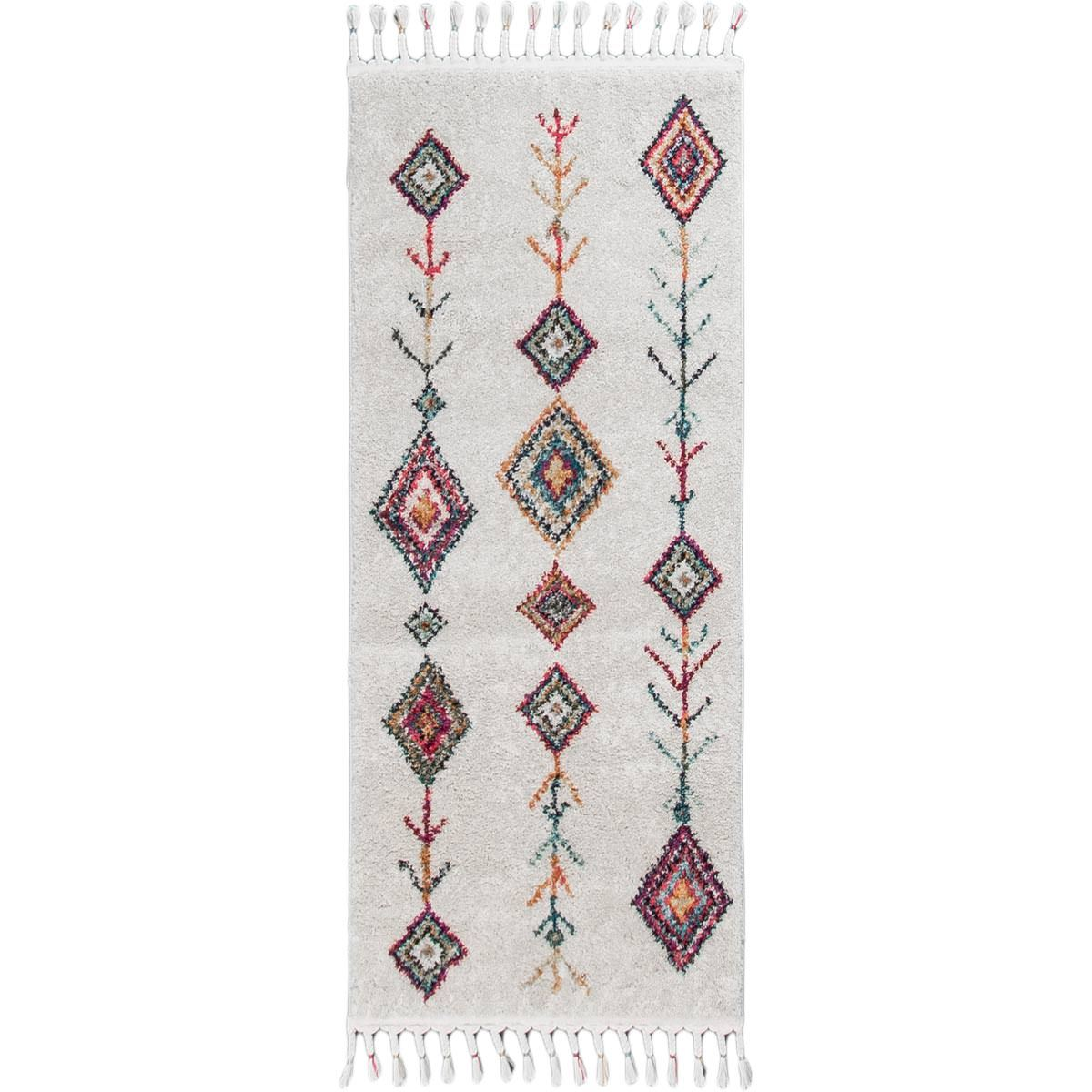 Mykonos Rug 01 Cream Runner 1