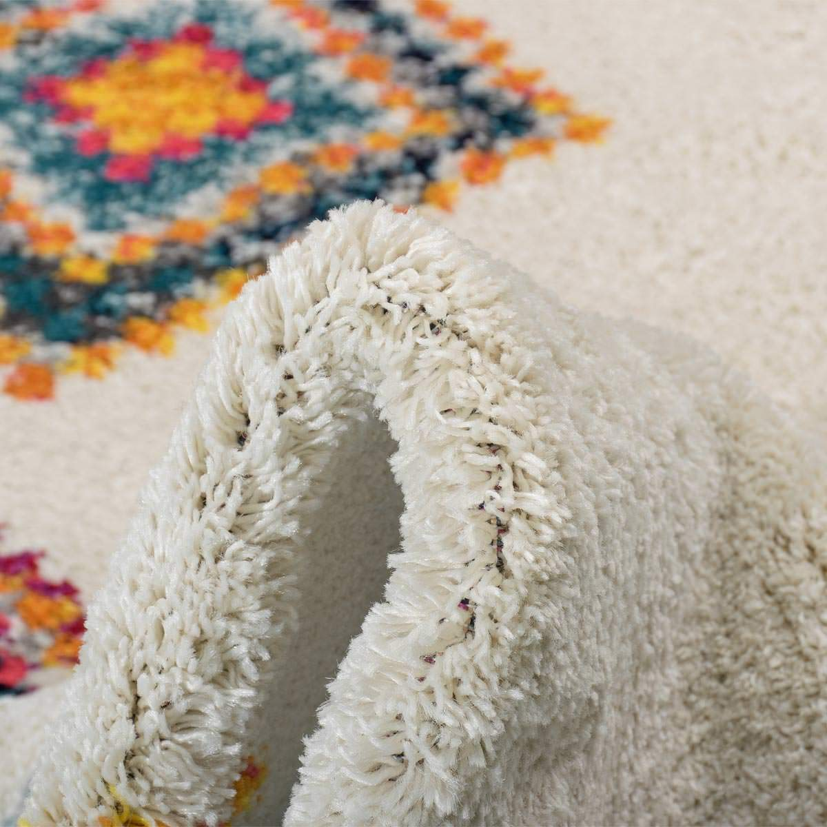 Mykonos Rug 01 Cream Runner 3