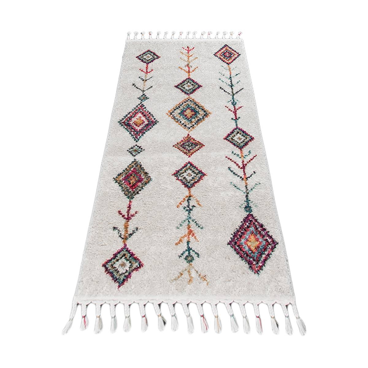 Mykonos Rug 01 Cream Runner 4