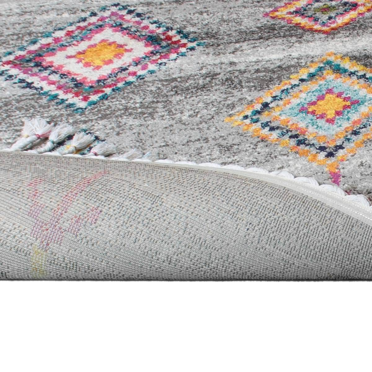 Mykonos Rug 01 Grey Runner 2