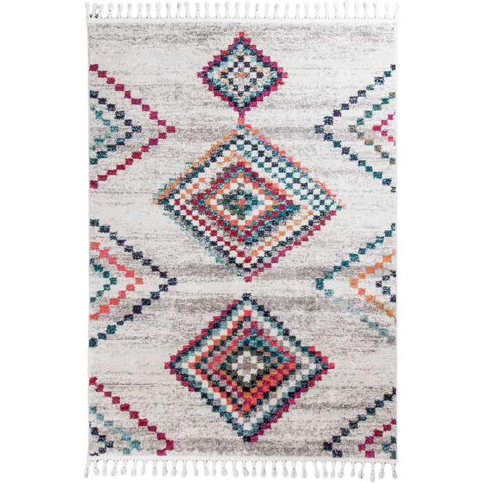 Mykonos Rug 02 Cream/Grey