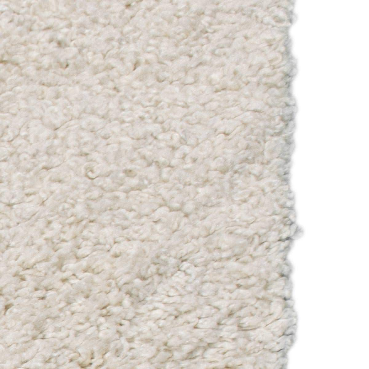 Shaggy Marrakech Rug 05 Cream/Black 5