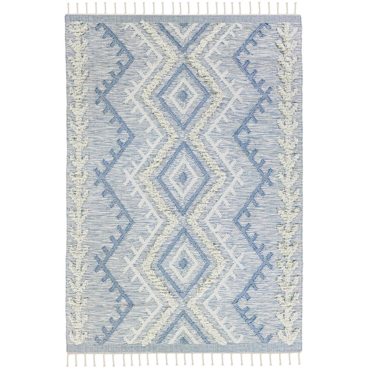 Tangier Rug 05 light blue 1