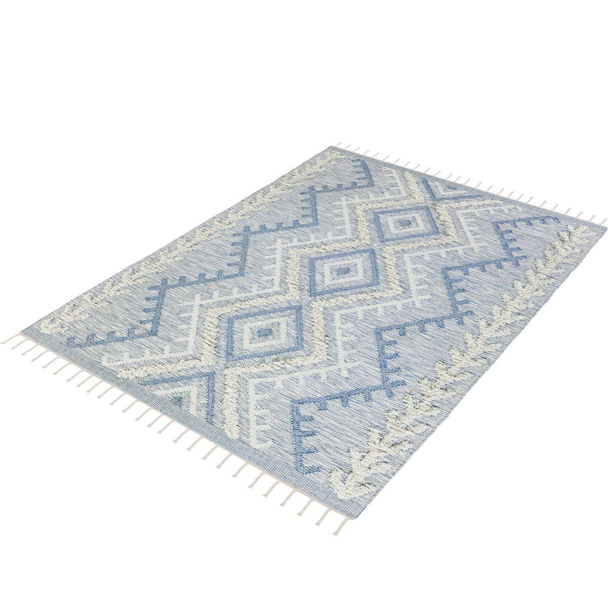 Tangier Rug 05 light blue 5