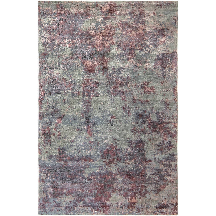 Venice Rug 21 Grey/Purple