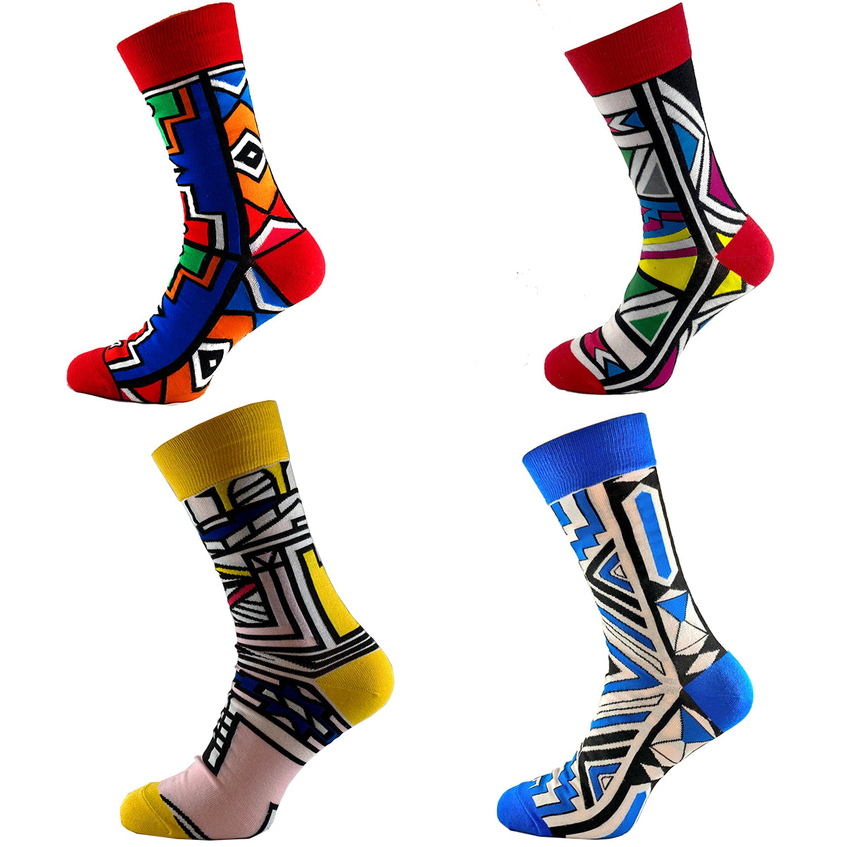 SMC Collection -4 Pack - SMC Socks SA
